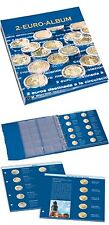 Leuchtturm NUMIS Münzalbum für 2-Euro-Gedenkmünzen Band 2