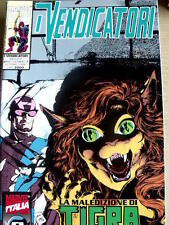 I Vendicatori n°7 1994 ed. Marvel Italia  [G.176]