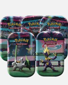 Pokemon: Galar Power Mini Tin X 2 at Random new sealed Ref:A3