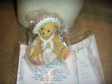 Cherished Teddies ~# 914762 Be Mine February Bear Free Ship