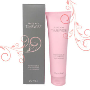 Mary Kay TimeWise Age Minimize 3D Cleanser 4-In-1 All Skin Types 4.5 oz