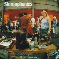 Stereophonics - Just Looking (1999) - CD