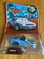 Disney Cars Movie Final Lap Artie Die Cast Car Toy #149 R4417