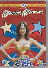 Wonder Woman Complete Season 1 DVD 5 Disc Set NEW & SEALED Lynda Carter