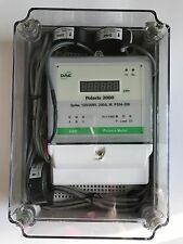 DAE P204-200-S KIT1, UL, Outdoor, kWh Submeter, 3p4w, 200A,120/208-240v,3CTs