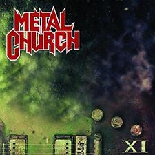 Metal Church - XI (NEW CD)