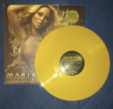 Mariah Carey The Emancipation of Mimi Yellow Vinyl