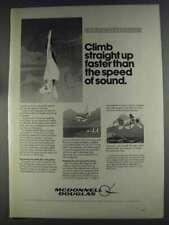 1980 McDonnell Douglas Ad - F-15 Eagle, KC-10