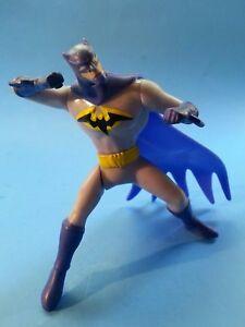 2015 McDonald's Batman Unlimited #5 BATMAN KICKER Toy