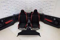 Mini F57 Jcw Sport Sedili Interni Sportivi Rivestimento Carbonio Nero Black