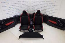 Mini F57 JCW  Sport Seats Interior Sportsitze Ausstattung Schwarz Carbon BLACK