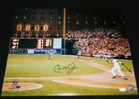 CAL RIPKEN JR SIGNED AUTOGRAPHED BALTIMORE ORIOLES 16x20 PHOTO JSA - 2131 RECORD