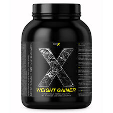 WEIGHT GAINER (750g) Protein Kohlehydrate Eiweiß baseXnutrition by BBGenics