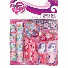 My Little Pony Friendship Mega Mix Favor 48pc Toys Birthday Party Loot Fillers