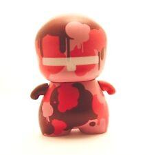 "Red Magic Ciboys Disruptive Patterns Toptive Pink Camo 3"" Vinyl Figure Kidrobot"