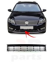FOR VOLKSWAGEN PASSAT B7 HIGHLINE 11-15 NEW FRONT BUMPER LOWER CENTER GRILL