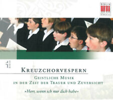 Hans Leo Hassler : Kreuzchorvespern CD (2011) ***NEW***