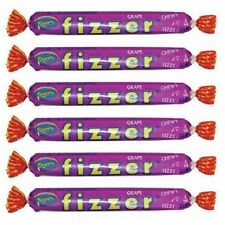 Bulk Lot 24 x Beacon Fizzer Grape Fizzers Lollies Sweets Halloween Candy Buffet