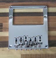 Tele Bridge Tele Humbucker Guitar Bridge for Telecaster Guitar Chrome