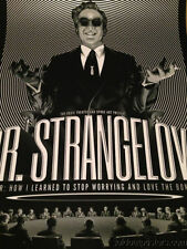 Dr. Strangelove 2014 Sam Smith Tracie Ching poster VARIANT Castro Theater SIGNED