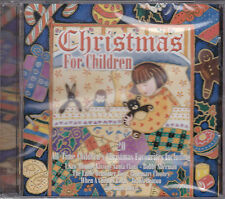 CD 20T CHRISTMAS FOR CHILDREN PLATTERS/SHERMAN/JACKSON NEUF SCELLE
