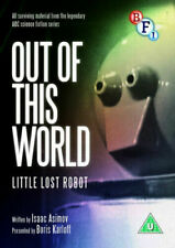 out of This World Little Lost Robot 5035673020210 With Maxine Audley DVD