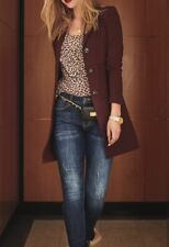 $209 Cabi 2018 Fall boss jacket, sophisticated, structured in Spring, XS NEW