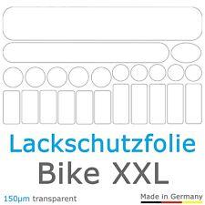 Bike XXL - Schutzfolie Aufkleber Rahmenschutz Fahrrad Kettenschutz Motorrad