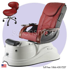 Salon Equipment Pipeless Pedicure Pedi Chair Unit Foot Spa Pacific AX Massage