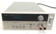 HP Agilent Keysight E3640A 0E3 Programmable DC Power Supply 0-8V, 3A/0-20V, 1.5A