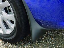 Genuine Mazda CX-7 Mud Flaps Rear Black 2007-2009