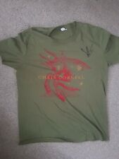 Chris Cornell Rare Signed Tour Shirt Signed In 2015 Rare
