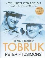 Tobruk by Peter FitzSimons (Hardback, 2009)