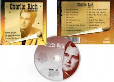 """CHARLIE RICH """"Greatest Hits"""" (CD) 2001"""