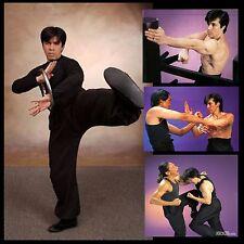 Wing Chun Gung Fu Training Series (12 DVD Set) featuring Sifu Randy Williams