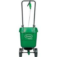 More details for scotts easygreen rotary spreader lawn spreader fertilizer sower rock salt