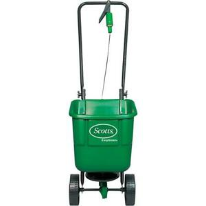 Scotts EasyGreen Rotary Spreader Lawn Spreader Fertilizer Sower Rock Salt