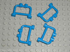 Barrieres LEGO blue fence 4083 / Set 6543 6394 6378 6397 6338 6472 6426 6562 ...