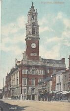 COLCHESTER (Essex ) :  Town Hall -W-APO(HD) cancel