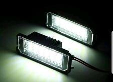 LED Number License Plate Light Lamp Error Free for VW GOLF 4 5 6 7 Polo 6R