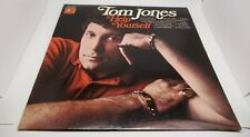 Tom Jones Help Yourself PAS-71025 LP 33 RPM Record Parrot