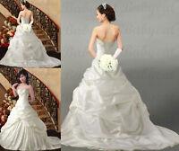 Brautkleid Hochzeitskleid Kleid Braut Babycat collection weiß oder creme B1020