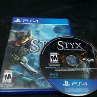 Styx Shards of Darkness Sony Playstation 4 PS4 Video Game