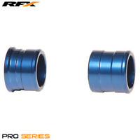 Yamaha YZ 250 2T 2007 RFX Pro Blue Front Wheel Spacers