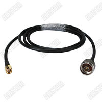 SMA Male to N-Type Male RF Connector Adapter Pigtail Cable KSR195 8M 26FT WLAN