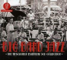 Big Band Jazz - The Absolutely - Various Artis (NEW CD)