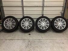 """2017 GENUINE OEM LAND ROVER DISCOVERY 20"""" NEW WHEELS RIMS TIRES-BRAND NEW 1011"""