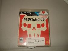 Resistance 3 Complete PS3 Sony PlayStation 3