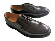 Dr. Martens Archie Unisex lace-up shoes, oxblood, Made in England, 14348601,UK 5