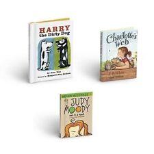 American Girl Doll Mckenna Loft Books Judy Moody Harry Dirty Dog Charlottes Web